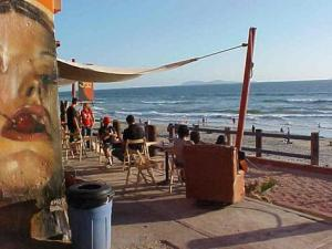 Latitud 32 Cafe, Tijuana Mexico